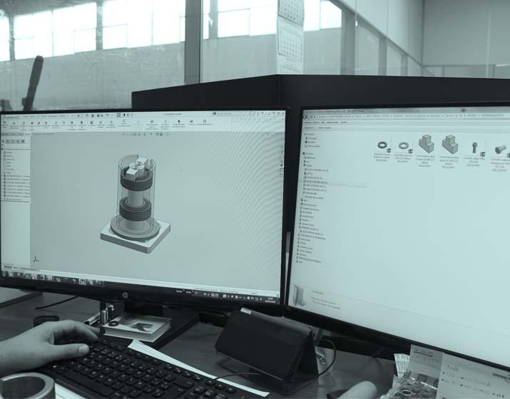 Diseño y fabricación